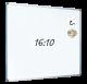 Dry Wipe Projection Whiteboard 160x100 - Aluminium
