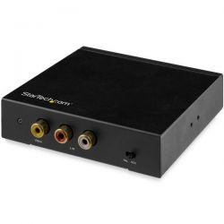 StarTech HDMI to RCA converter with audio