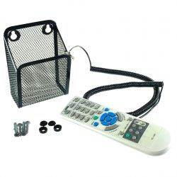 Cabled Remote Control Holder