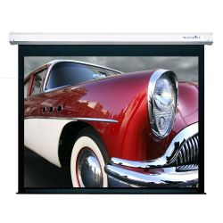 Sapphire Electric Screen 488 x 365cm - RF remote