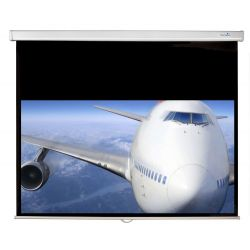 Sapphire Manul Screen Viewing Area 1460mm x 821mm not channel fix