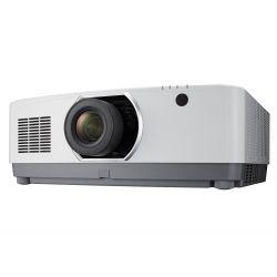 NEC PA653UL data projector 6500 ANSI lumens 3LCD WUXGA (1920x1200) 3D Desktop projector White
