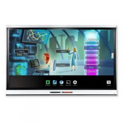 SMART Technologies SMART Board 6365 interactive display with AM50 iQ and Intel Core M3 and SMART Learning Suite