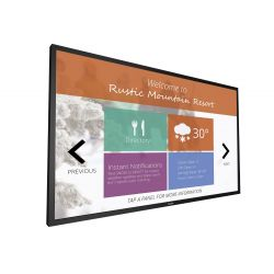 Philips Signage Solutions Multi-Touch Display 55BDL4051T/00