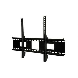 Peerless SF670P flat panel wall mount Black