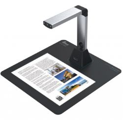 I.R.I.S. IRIScan Desk 5 document camera CMOS USB 2.0 Black,Silver
