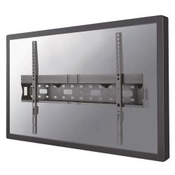 Newstar flat screen wall mount and media box holder