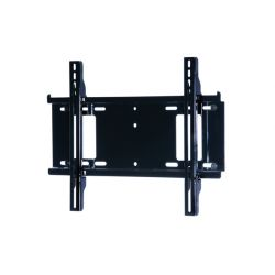 Peerless PF640 flat panel wall mount Black