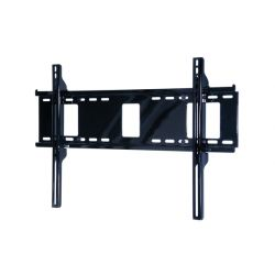 Peerless PF660 flat panel wall mount Black