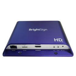 BrightSign HD224 digital media player 3840 x 2160 pixels 1.0 channels Violet