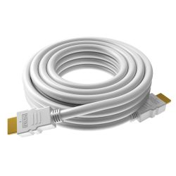 Vision TC 0.5MHDMI 0.5m HDMI HDMI White HDMI cable