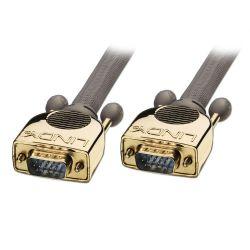 Lindy 37831 VGA cable 0.5 m VGA (D-Sub) Grey