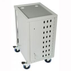 "Loxit 6025 notebook case 50.8 cm (20"") Trolley case Grey"