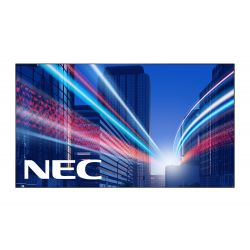 "NEC MultiSync X555UNS 139.7 cm (55"") LED Full HD Digital signage flat panel Black"