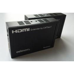 Celexon Expert - HDMI to Cat over IP Extender Set