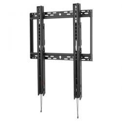 """Peerless SFP680 90"""" Black flat panel wall mount"""