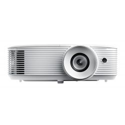 Optoma HD27e data projector 3400 ANSI lumens DLP 1080p (1920x1080) 3D Desktop projector White
