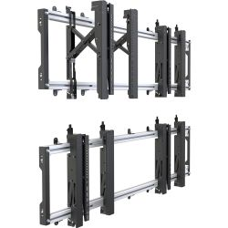 "Vision VFM-VWR50 flat panel wall mount 2.03 m (80"") Black"