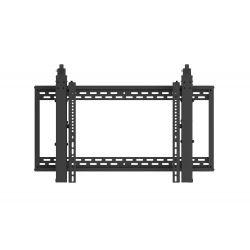 "Vision VFM-VW8X4 flat panel wall mount 2.03 m (80"") Black"