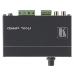 Kramer Electronics 900N 2.0 Wired Black audio amplifier
