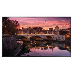 "Samsung QB49R 123.2 cm (48.5"") LED 4K Ultra HD Digital signage flat panel Black"