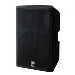 Yamaha DXR15 700W Black loudspeaker