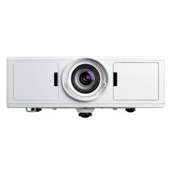 Optoma ZH500T data projector 5000 ANSI lumens DLP 1080p (1920x1080) 3D Desktop projector White