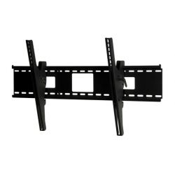 Peerless ST670P flat panel wall mount Black