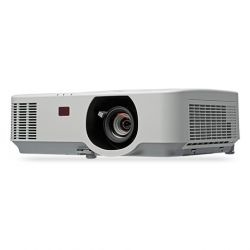 NEC NP-P554W data projector 5500 ANSI lumens LCD WXGA (1280x800) Desktop projector White