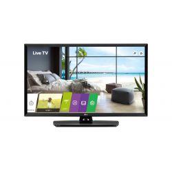 "LG 32in Entry Smart Hotel TV 81.3 cm (32"") Full HD 240 cd/m² Black Smart TV 10 W"