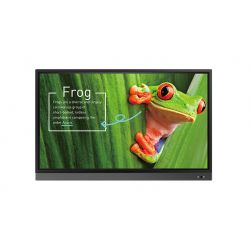 "Benq RM7501K 190.5 cm (75"") LED 4K Ultra HD Touchscreen Interactive flat panel Black"