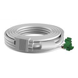 Vision TC2 3MVGA VGA cable 3 m VGA (D-Sub) Terminal White