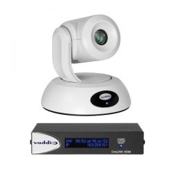 Vaddio RoboSHOT 30E HDBT OneLINK HDMI video conferencing system Personal video conferencing system 8.57 MP Ethernet LAN