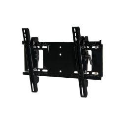 Peerless PT640 flat panel wall mount Black