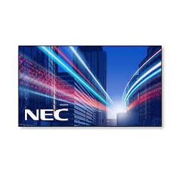 "NEC MultiSync X555UNV 139.7 cm (55"") LED Full HD Digital signage flat panel Black"