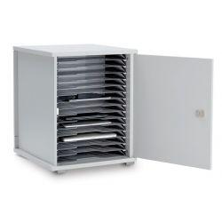 LapCabby Lyte 16 Single Door (Metal Shelf)