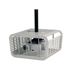 Peerless PE1120-W projector security cage