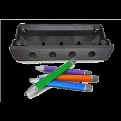 SMART ToolSense Tool Explorer Pen pack (orange, purple, green, blue)