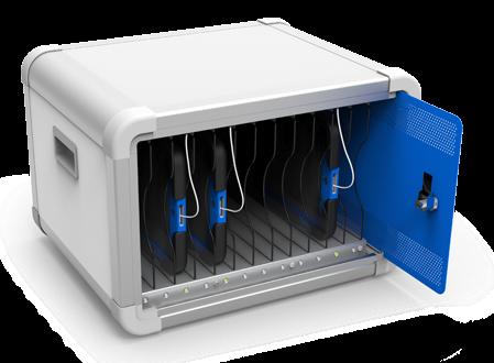LapCabby DeskCabby Charge & Sync
