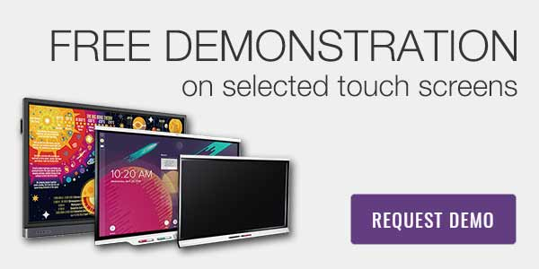 Free touch screen demo