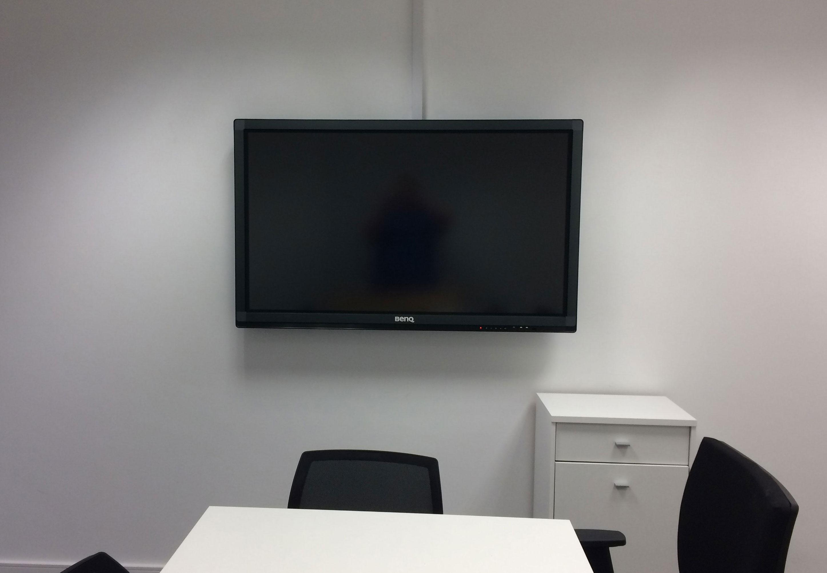 Interactive Display Installation