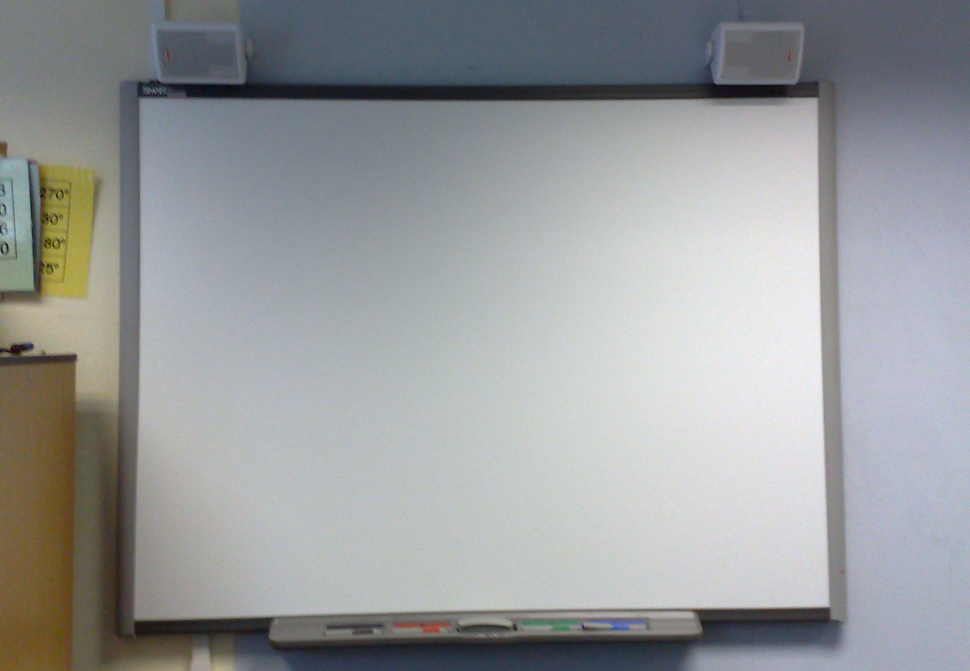 Interactive Whiteboard Installation