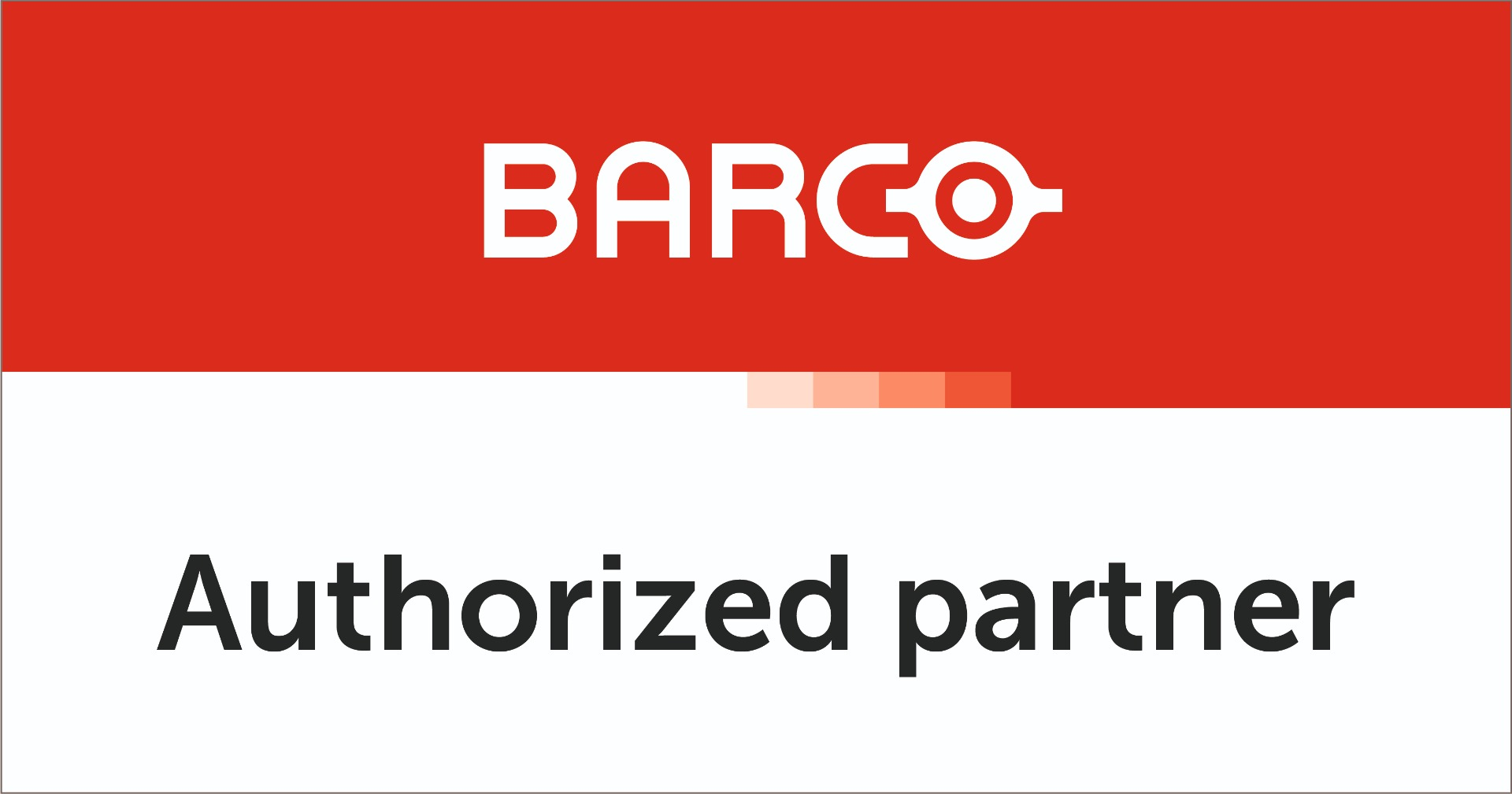 Barco Authorised Partner