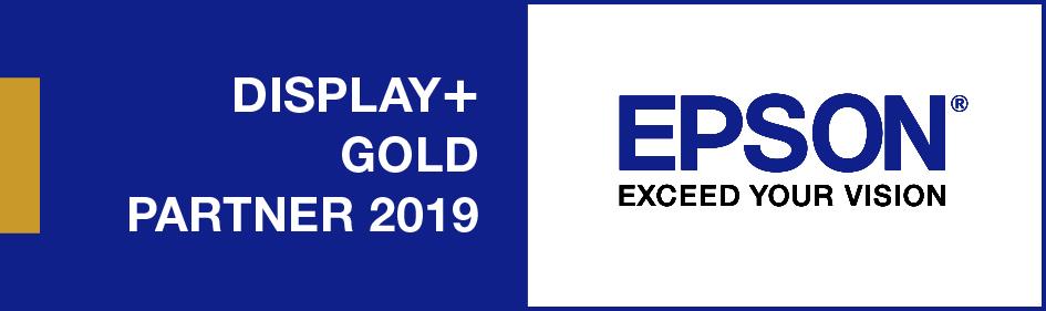 Epson Display Gold Partner