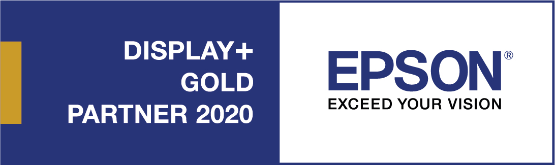 Epson Display Gold Partner